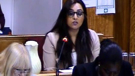 Cllr Laila Butt apologised after breaching the council's code of conduct three times. The Abbey ward