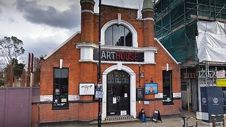 The Arthouse cinema in Crouch End. Pic: Google