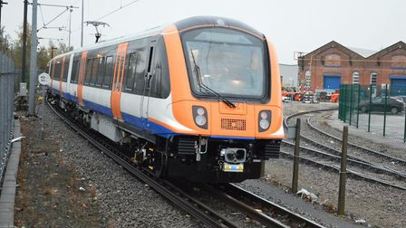 A contractor has been found to build the extension to the Gospel Oak to Barking overground line. Pic