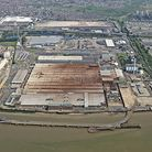 Ford's site in Dagenham. Picture: Ford