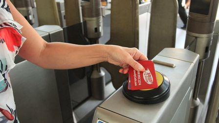 Only an Oyster card was taken. Picture: Isabel Infantes