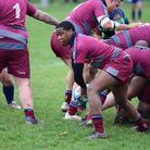Action from the match between Kings Cross Steelers and Barking (pic Tim Edwards)