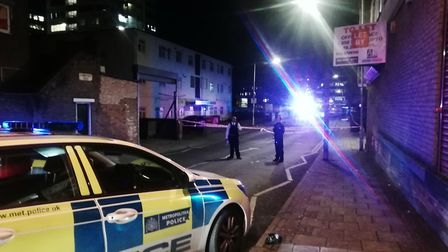 A man was robbed in Cambridge Road, Barking after he was tricked into thinking he was meeting the se