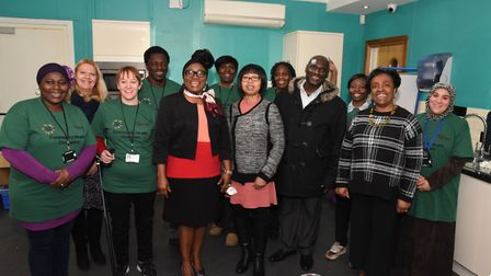 A community food club has opened at the William Bellamy Children's Centre