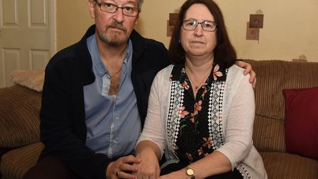 Philip and June Jones have lost their life savings after a phone scam.