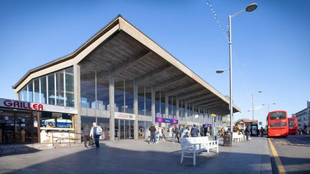 c2c has submitted plans for Barking Station. Picture: Weston Williamson and Partners/c2c