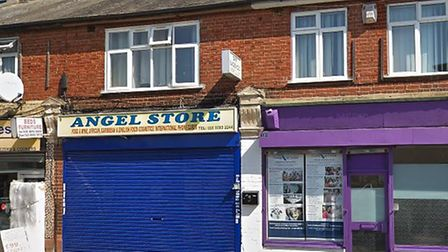 The shopkeeper and licence holder at Angel Store in Royal Parade, Dagenham, have been fined £2,645 f