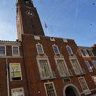 Barking Town Hall. Picture: Ken Mears