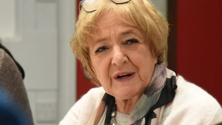 Margaret Hodge MP. Picture: KEN MEARS