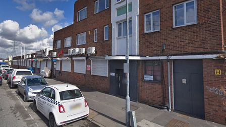 The church, which is now closed, operated out of Ajax House in Hertford Road, Barking. Pic: Google