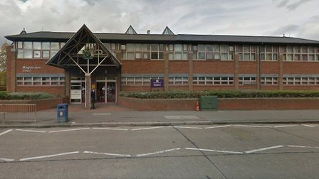Jamie Sheppard is due to appear at Basildon Magistrates' Court. Picture: Google Maps.