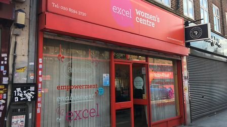 The Excel Women's Centre in Barking. Picture: Luke Acton.