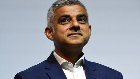 Mayor of London Sadiq Khan has singled Manor Infants in Barking out for praise. Picture: PA