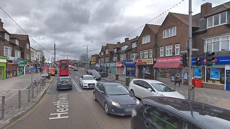 The second highest number of complaints were related to noise in Dagenham Heathway. Picture: Google