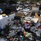 The council is warning people about using a 'man in a van' to dispose of their waste. Picture: PA