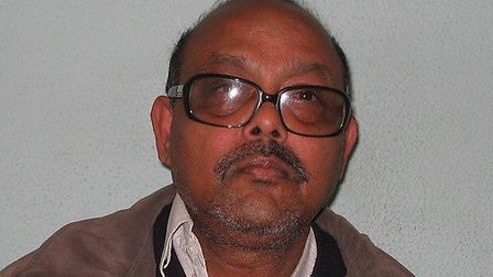 Abdul Hafiz, 61, has been jailed for 20 months. Picture:: Met Police