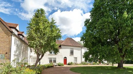 Valence House in Dagenham has been shortlisted for the Family Friendly Museum Award. Picture: Barkin