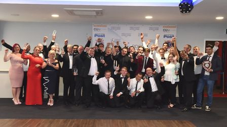 Barking and Dagenham Chamber of Commerce Business Awards. Picture: Ken Mears