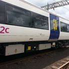 c2c services are being terminated at Barking due to overhead wire damage. Picture: c2c