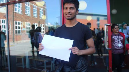 Sydney Russell's Afzal Hussain will walk in the footsteps of prime ministers with his scholarship to