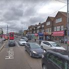 More than 30 reported incidents took place in Dagenham Heathway. Picture: Google Maps