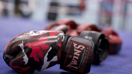 The Met's young offender boxing programme is one of the groups in Barking and Dagenham that's won th
