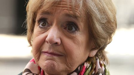 Margaret Hodge has been Barking MP for 25 years. Picture: PA