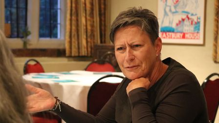 Commissioner Nicki Norman. Ms Norman has worked for Women's Aid Federation England since 2007and is