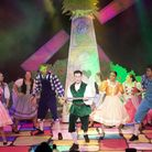 Jack and the Beanstalk at the Barking Broadway is a solid performance of the panto classic. Picture: