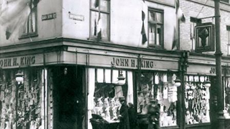 John H. King No.2 in Broadway, Barking. Picture: Archive and Local Studies Centre, Valence House