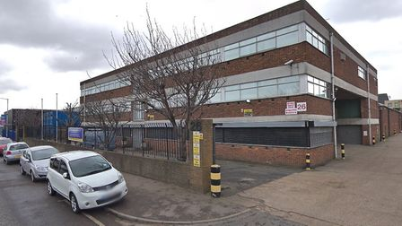 An illegal rave was busted in Thames Road, Barking, on New Year's Day. Picture: Google