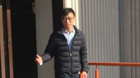 Han Rao has been found guilty of manslaughter by gross negligence. Picture: Jon King