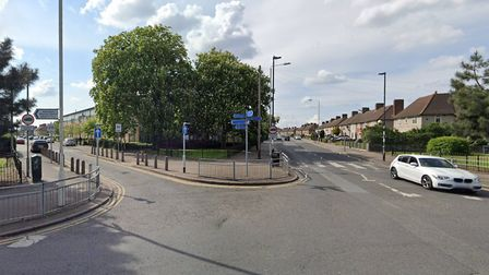 The teenagers were charged in connection with an incident in Woodward Road, Dagenham. Picture: Googl