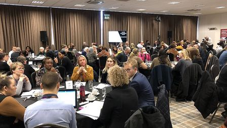 Barking and Dagenham Council hosted the fourth and final serious violence summit on Wednesday, Febru