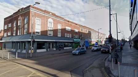 The victim of an alleged assault in Dagenham Heathway has spoken out. Picture: Google