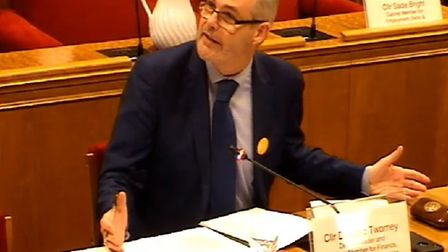 Cllr Dominic Twomey described the sale of the site as a 'win win'. Picture: LBBD