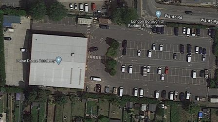 The site in Wantz Road. Picture: Google