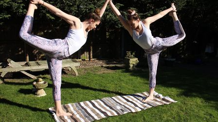 Absolute Yoga and Pilates is moving its classes online while restrictions on face to face meetings r