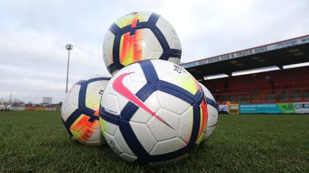 The latest non-league update after action was postponed due to the coronavirus (pic Gavin Ellis/TGS