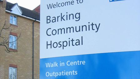 A mobile coronavirus testing facility will be at Barking Hospital today (April 29).
