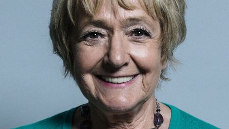 Dame Margaret Hodge. Picture: Office of Dame Margaret Hodge