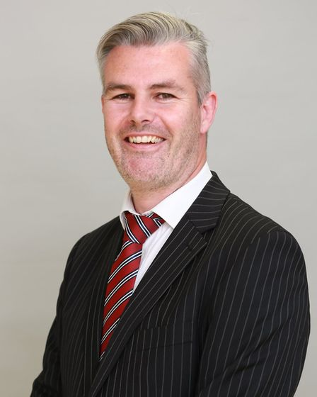 Cllr Dominic Twomey. Picture: LBBD