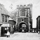 Curfew Tower back in the day. Picture: Valence House