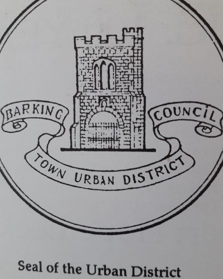 The tower was used in an old council seal. Picture: Be First