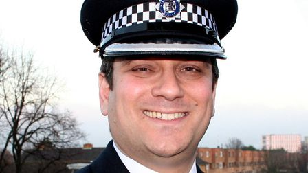 Det Chief Supt Stephen Clayman. Picture: MPS