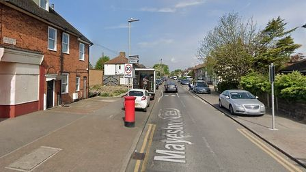 Police were called to Mayesbrook Road, Dagenham to reports of a shooting. Picture: Google