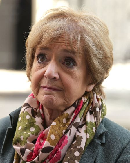 Margaret Hodge MP. Picture: PA