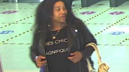 Police would like to speak to this woman. Picture: BTP