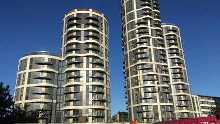 Buyers who are waiting to move into Barking 360 have said they've faced delay after delay, meaning t