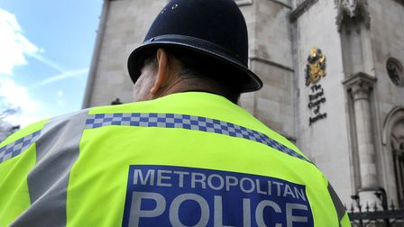 Met Police is looking to recruit 11,000 new officers. Picture: Nick Ansell/PA Archive